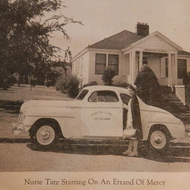 Nurse Vanita Tate, R.N. - 1941