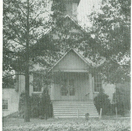 Shannon Baptist & Methodist Church - 1940s