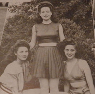 Miss Brighton Pagent Participants - 1946