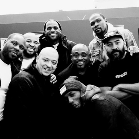 LeBron James, Future, Kevin Durant & Friends Talk Top 3 Kicks & 5 Greatest Rappers (The Shop