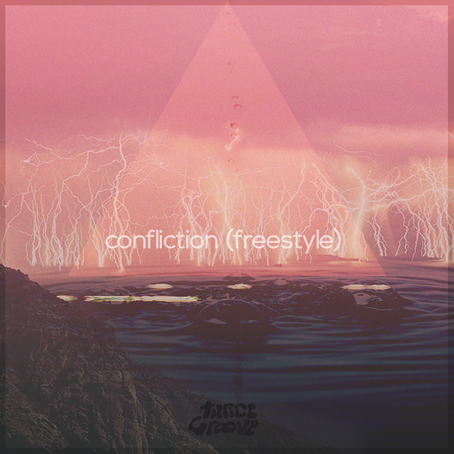 """Thrice Groove Drops New Track """"Confliction (freestyle)"""""""