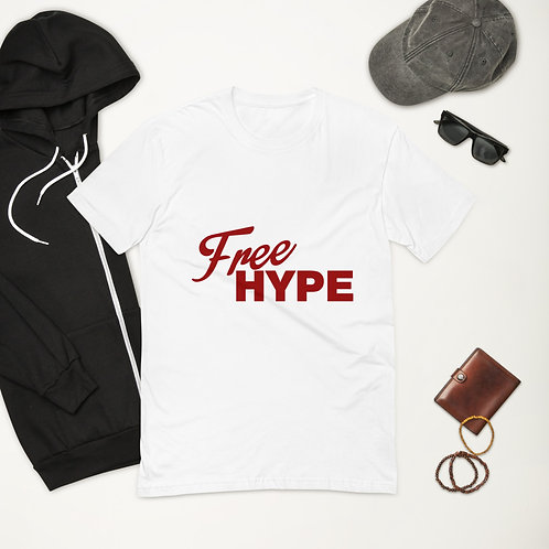 Red Free Hype T-shirt