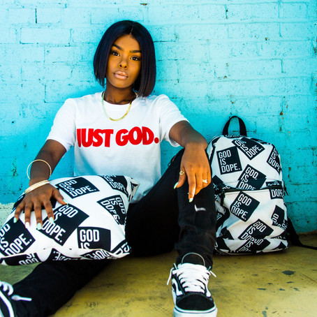God Is Dope Releases All New Collection