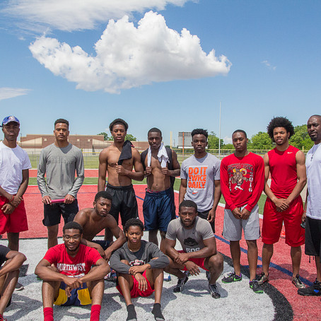 Trotwood Track: On The Come Up