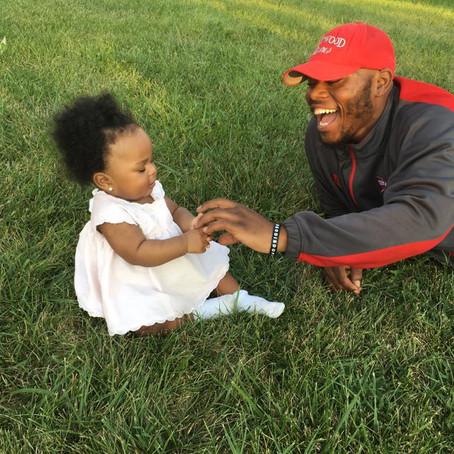 #FatherFridays: Derrick Stark Jr.