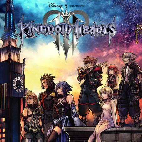 Kingdom Heart 3 First Impressions