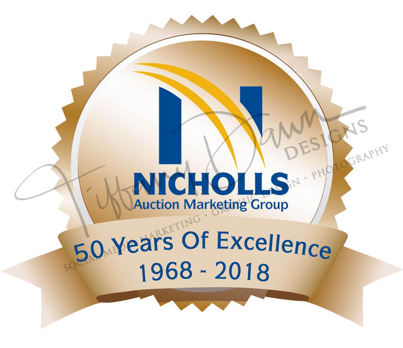 Nicholls Medallion