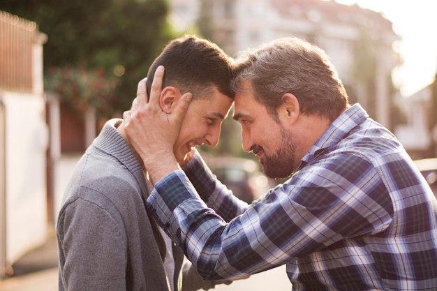 Me gusta el porno gay papá Banandome Con Papa