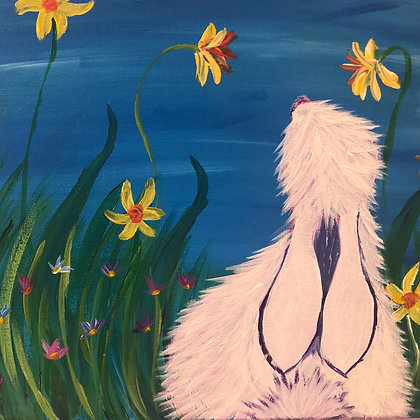Bunny Paint Night