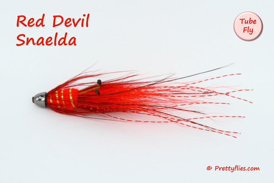 Red Devil Snaelda
