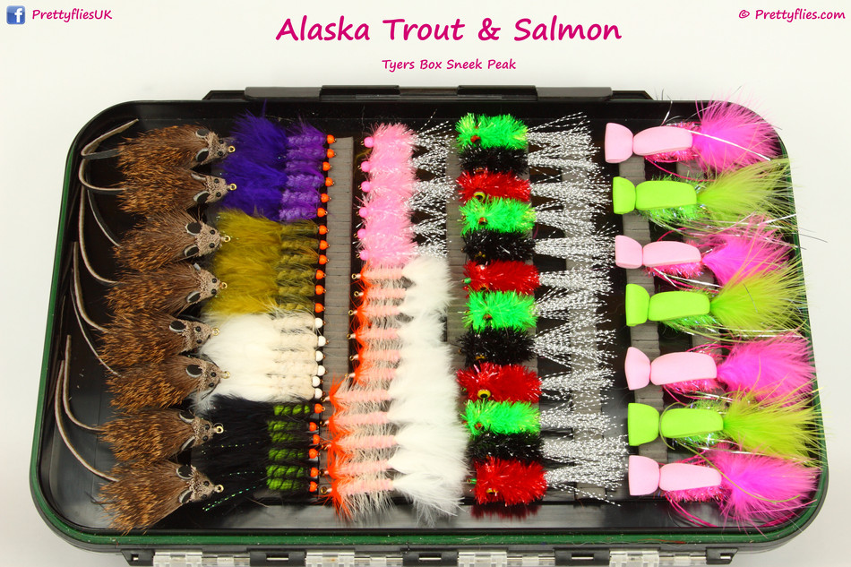 Tyer's Own Box: Alaska Trout and Salmon