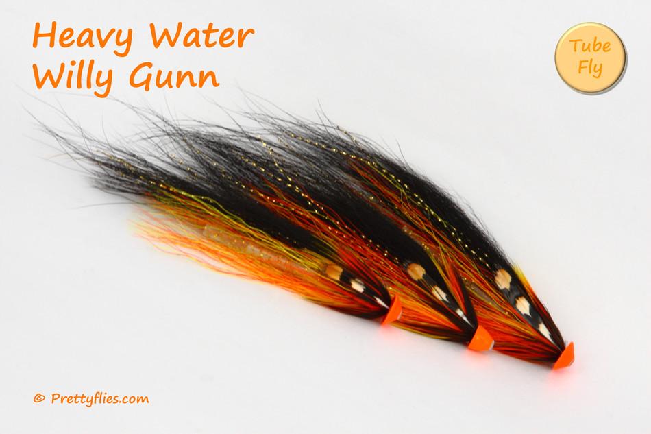 Heavy Water Willie Gunn