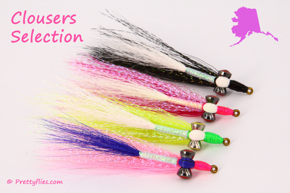 Clouser Competition!
