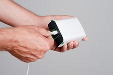 Kobold_VB100_PIU_charging battery ext_61