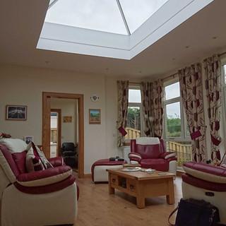 Large format roof light