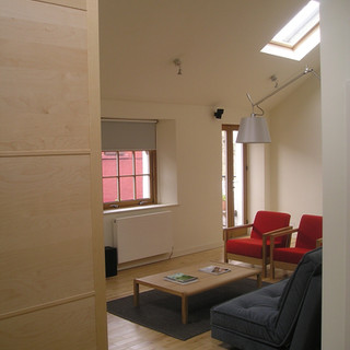 Open Plan Mews Conversion
