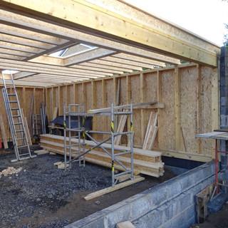 Long span timber joists