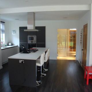 Luxurious kitchen spaces
