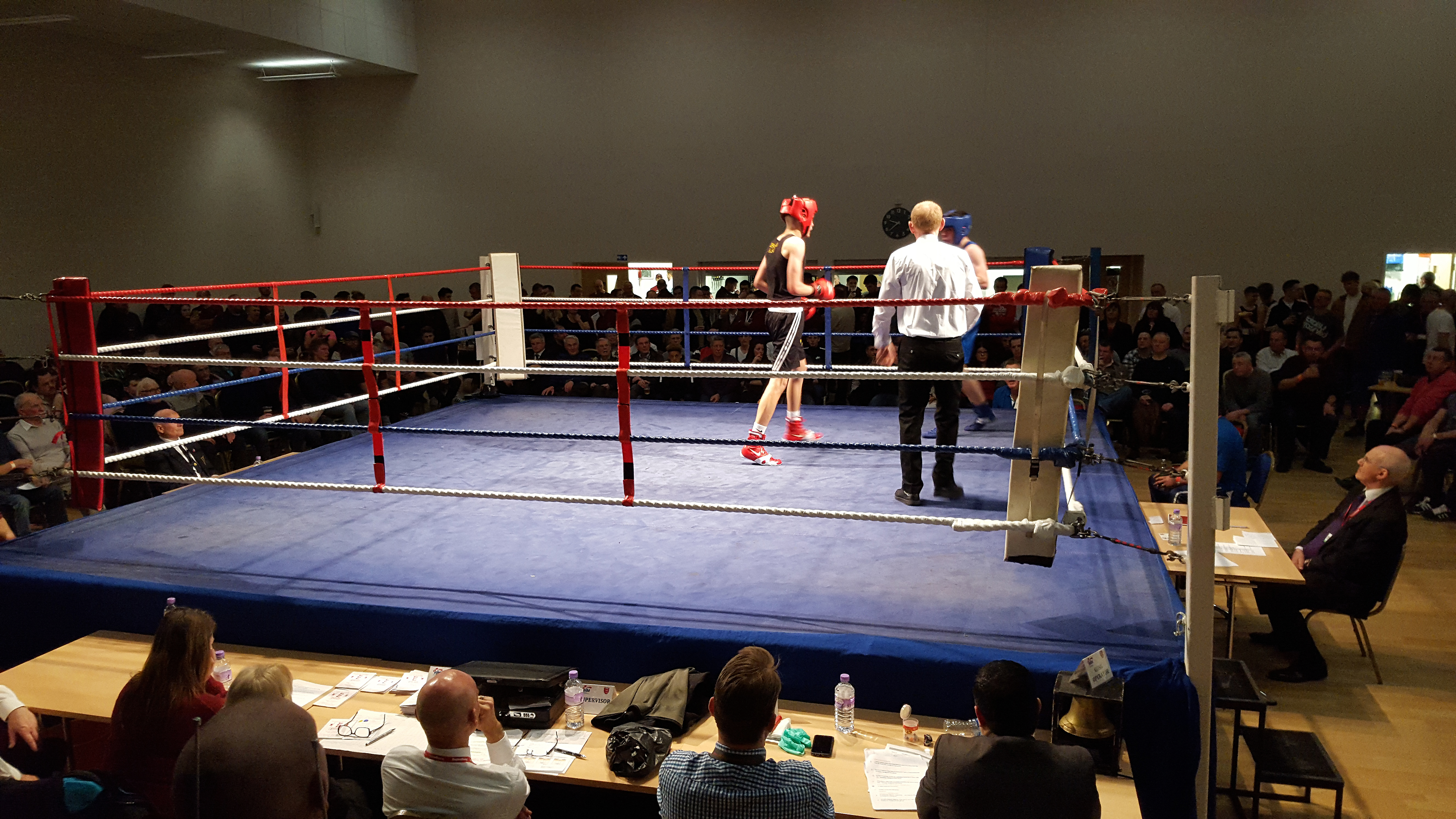 A Boxing Competition