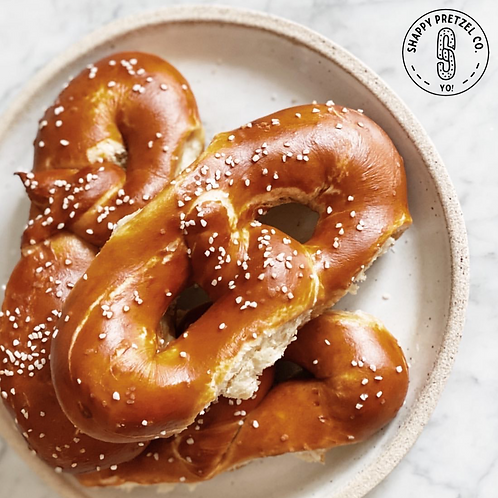 Classic Shappy Philly Soft Pretzels