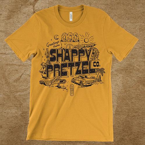 Shappy Pretzel Tee