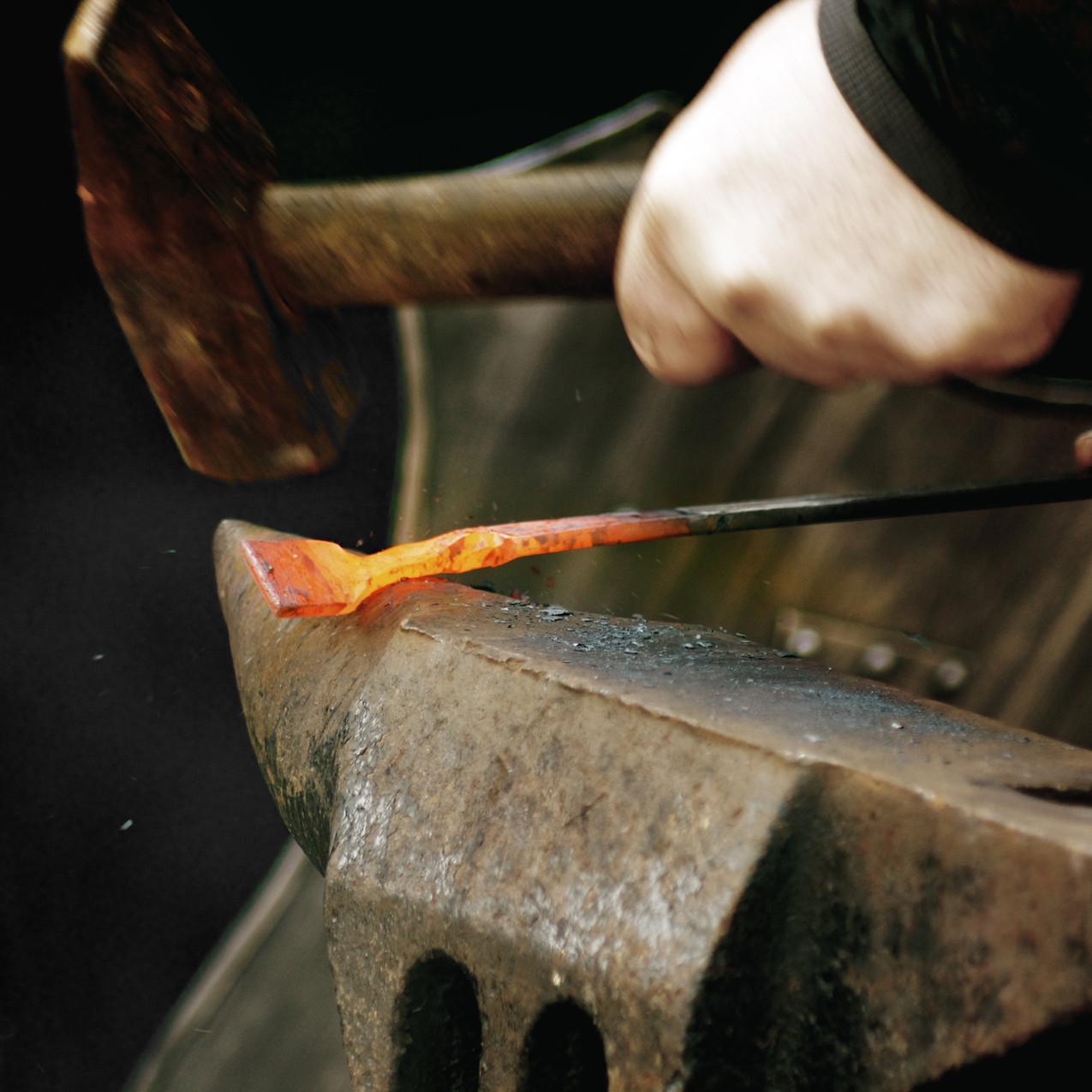 Fire Iron Worker