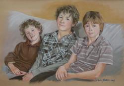 The Burrows Boys