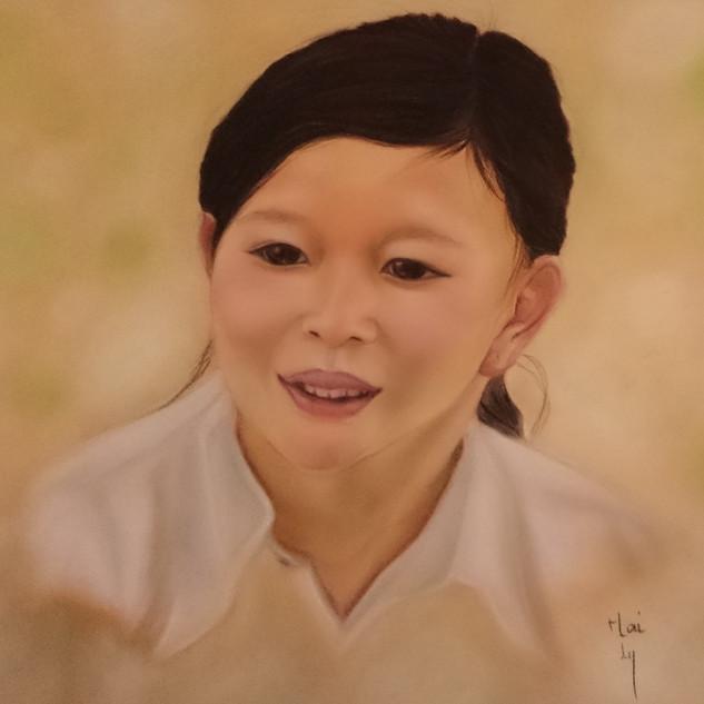 Sourire du Vietnam