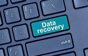 Data recovery words on keyboard button p