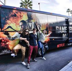 Adam, Blake & Anders