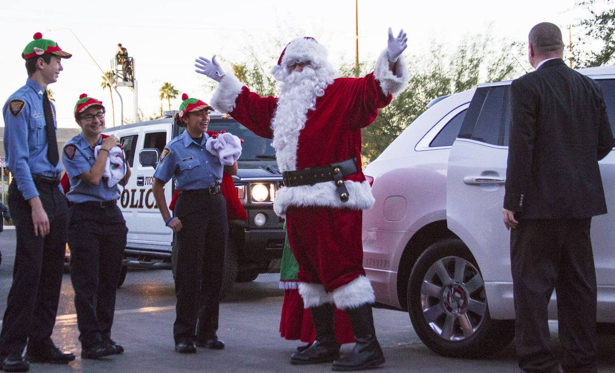 Kids, Cops & Christmas