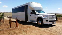 20 Passenger party bus/ Wine Tour