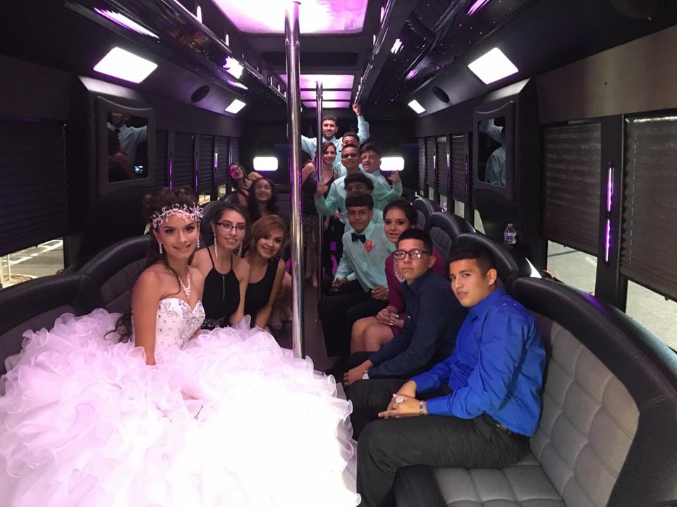 Quinceanera party