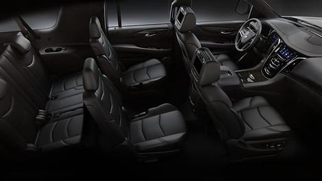 2019 Cadillac Escalade ESV Interior