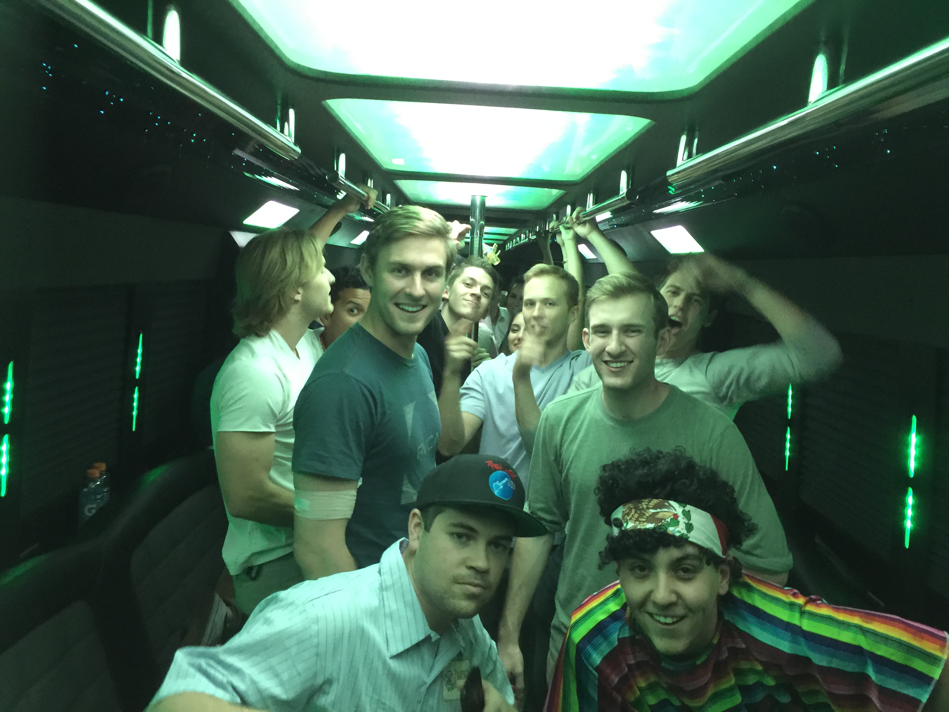 Party Bus Fun!