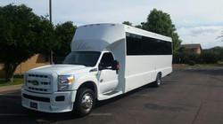 Party bus serving a Quince