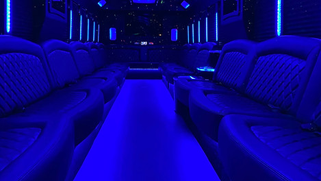 """""""The Beast"""" 2019 Limo Bus"""