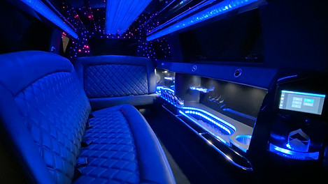 2019 Lincoln MKT Stretch Limo