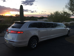 Lincoln MKT night out