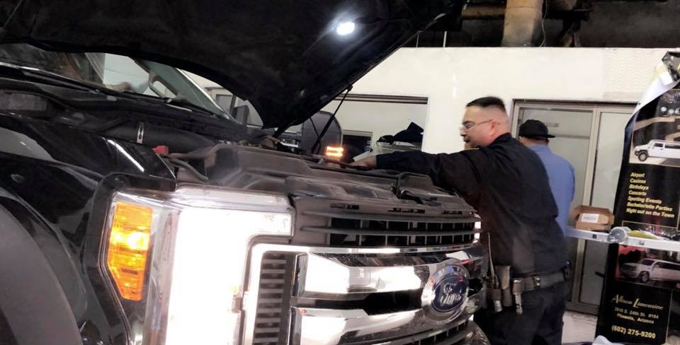 Quarterly Vehicle Inspection