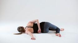 Twist Yin Yoga