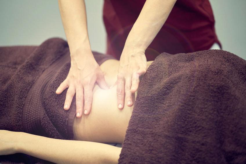 Abdominal Sacral Massage