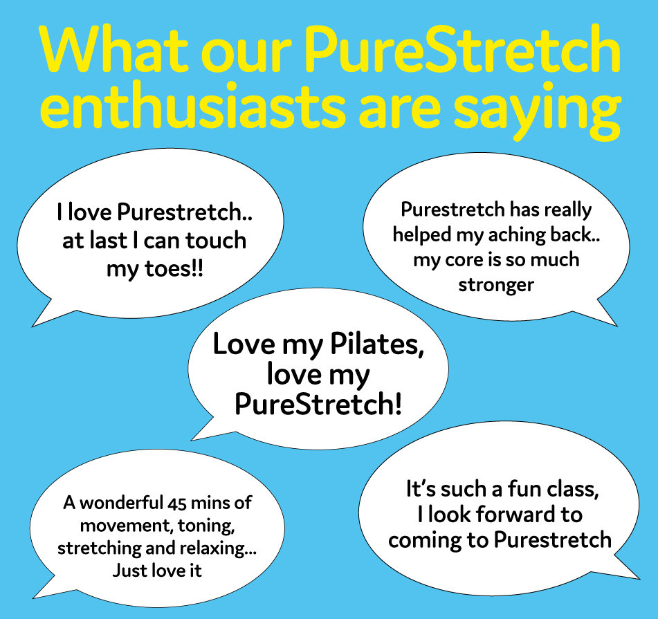Thursday Evening Pure Stretch 6pm