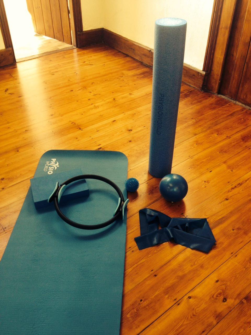 Tuesday Morning Pilates 10am