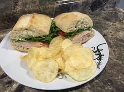 Large Ham Sandwich
