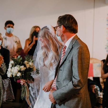 Bea & Thorne - Wedding @ The Globe in Hay