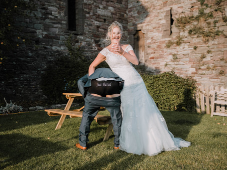Naomi & Jordan - A Wedding Day Story Told in Images