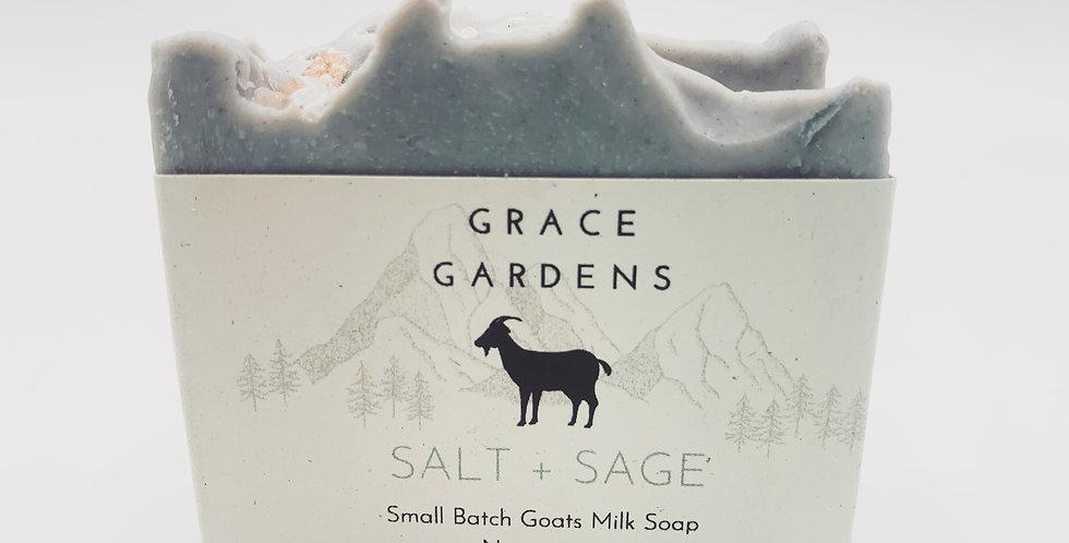 SALT + SAGE