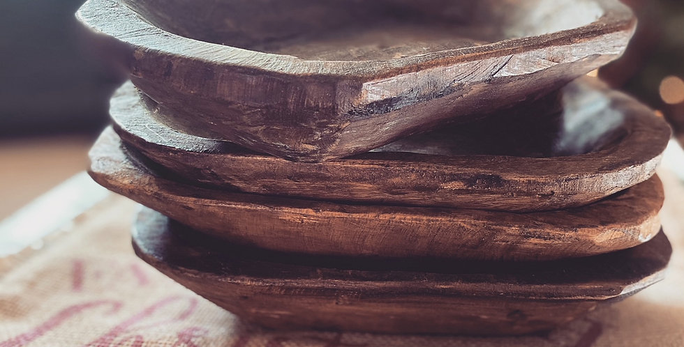 Petite Wood Bowl/Dish