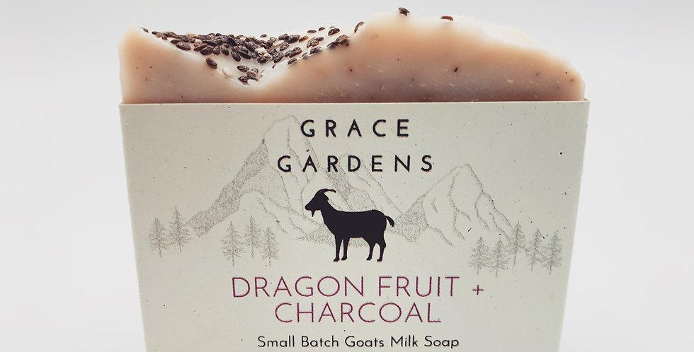 DRAGONFRUIT + CHARCOAL